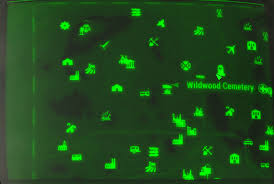 Fallout 3 Bobblehead Map by Wildwood Cemetery Fallout Wiki Fandom Powered By Wikia