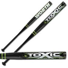 worth softball bat worth toxic slowpitch softball bats ssusa baseball equipment