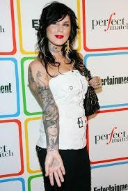 kat von d portrait tattoo kat von d tattoos lookbook stylebistro