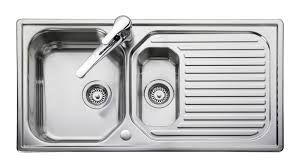 leisure kitchen sink spares leisure aqualine aq9852 1 5 bowl 1th stainless steel inset kitchen