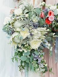 wedding flowers greenery the prettiest greenery bouquets we ve seen