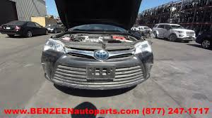 2007 lexus hybrid warranty 2017 toyota camry hybrid parts for sale 1 year warranty youtube