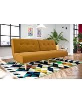 fall savings on novogratz brittany convertible sofa upholstery