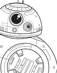 coloring page star wars bb 8 coloring page star wars lol