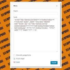 wordpress link verme wordpress link ekleme nasıl yapılır wpmavi