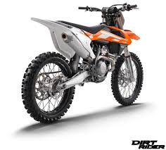 first look 2016 ktm sx f sx motocross models dirt rider magazine