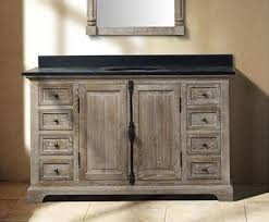 Wood Bathroom Vanities Cabinets by Luxurious And Splendid Real Wood Vanity Solid Wood Bathroom