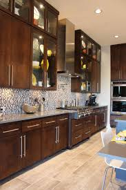 Slab Veneer Cabinet Doors In Select Walnut By TaylorCraft Cabinet - Slab kitchen cabinet doors