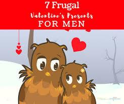 valentines presents frugal valentines presents ideas for men