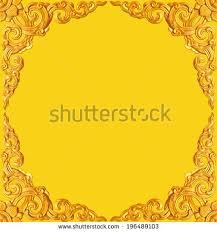 frame orange color stock illustration 946232 shutterstock