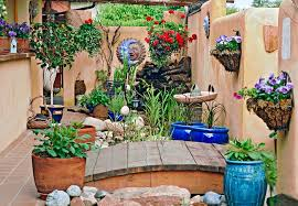 Garden Ideas For Small Spaces Small Space Gardening Ideas Ebizby Design