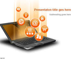 free internet powerpoint template free powerpoint templates