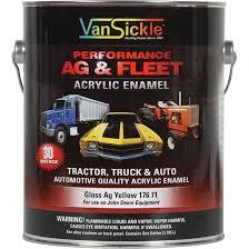 van sickle gloss performance ag u0026 fleet acrylic enamel paint by