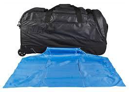 gear bags motocross fox shuttle 360 black mx gear bag motocross wheelie gearbag