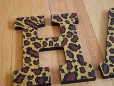 Cheetah Home Decor Leopard Print Light Switch Plate Decorative Outlet Set Jungle Room