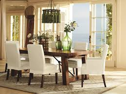 casual dining room ideas modern dining room ideas flower vase rectangular dining table