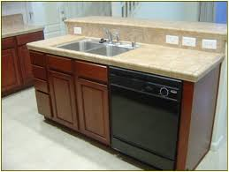 Kitchen Island With Stove Top Kitchen Islands With Sink And Stove Top Home Design Ideas