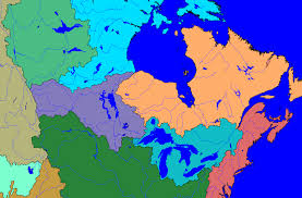 Ice Age Map North America by North America U0027s Most Northerly Rivers Are Sensitive To Climate Change