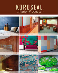 koroseal interior products koroseal pdf catalogues