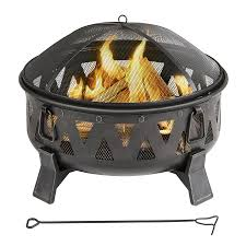 lowes appliance sale black friday shop garden treasures 29 92 in w antique black steel wood burning