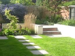 Sloped Garden Design Ideas Sloping Gardens Garden Designs Designs For Small Sloping Gardens
