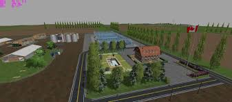 canadian map fs17 canadian prairies map v 3 0 soilmod 10 farming simulator