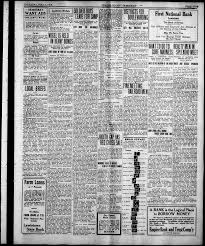 montana cers floor plans fergus county democrat lewistown mont 1904 1919 may 02 1918