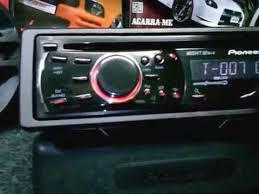pioneer auto radio cd mp3 usb deh 2250ub 2 rca aux youtube