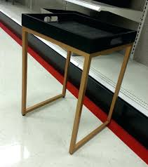 Wire Side Table Wire Side Table Target Bedside Blue Mirrored Faedaworks Com