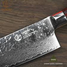 10 best kitchen knives yarenh 8 best chef knife with pakka wood handle best kitchen