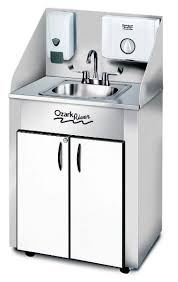 Portable Sink Sinks And Faucets Gallery - Mobile kitchen sink