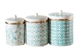 kitchen canisters ceramic teal kitchen canisters 35 images teal hibiscus ceramic vase