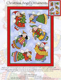 ornaments cross stitch patterns kits 123stitch