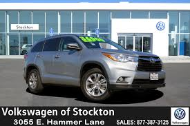 toyota highlander 2015 used 2015 toyota highlander suv pricing for sale edmunds