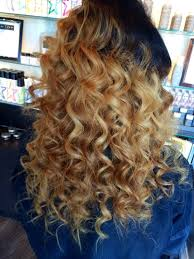 sew in extensions traditional sew in extensions with color wand curls yelp