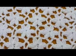 Crochet Designs Flowers How To Crochet Flowers Stitch Crochet Patterns 3 Youtube