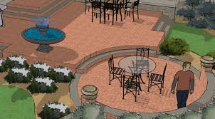 Patio Plans And Designs Patio Shapes And Layouts
