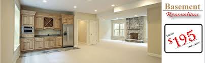 professional basement renovation brampton mississauga gta