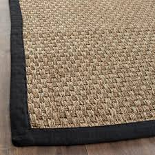 Round Straw Rug by Coffee Tables Color Bound Chenille Jute Rug Soft Jute Rug 8x10