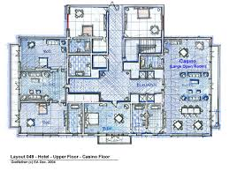 grand hotel upper floor plan layout design