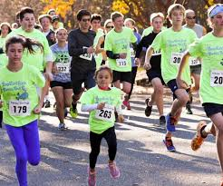 10 thanksgiving themed races to run before your on