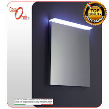 bathroom mirror led anti fog volans v u0026c casaomnia