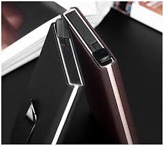 Magnetic Business Card Holder Snug Star Business Card Holder Aluminum Alloy Credit Card Case