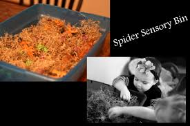 s is for spider easy halloween craft healthy snack and