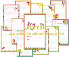 4 best images of reading journal free printable templates free