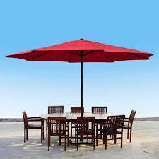World Market Patio Umbrellas by Patio 13 Foot Patio Umbrella Home Interior Design