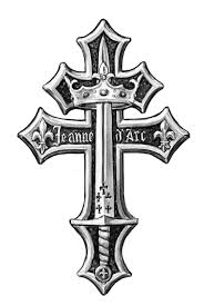 templar cross tattoo free download clip art free clip art on