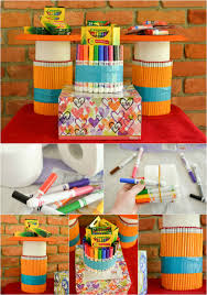 back to party decorations using everyday items
