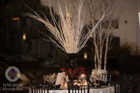 wedding wednesday chic black red and white beautiful blooms