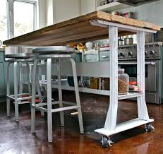 narrow kitchen island u2013 subscribed me